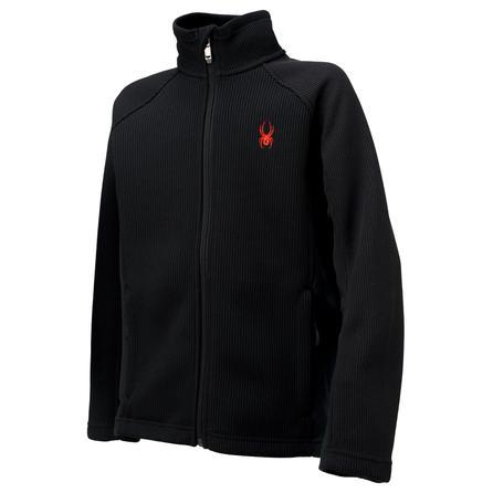 Spyder Constant Full-Zip Mid-Weight Core Sweater (Boys') -