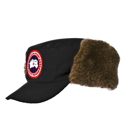Canada Goose Classique Shearling Hat (Adults') -