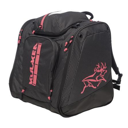 Kulkea Powder Trekker Boot Bag - Black/White/Red