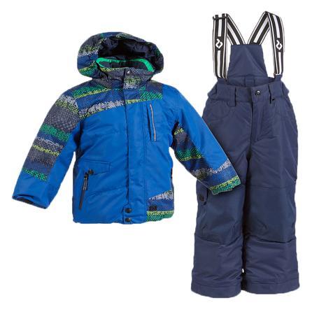 Jupa Nicolas 2-Piece Ski Suit (Toddler Boys') - Classic Blue Print