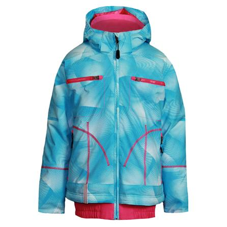 Boulder Gear Scout Ski Jacket (Girls') - Blue