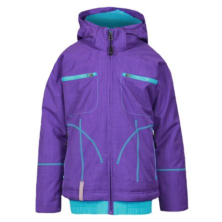 Boulder Gear Scout Ski Jacket (Girls') - Purple