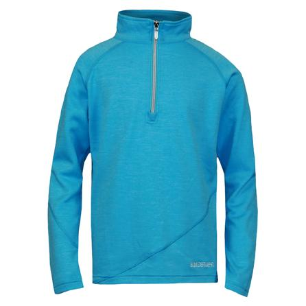 Boulder Gear Ruby Half Zip Fleece Mid-Layer (Girls') - Blue