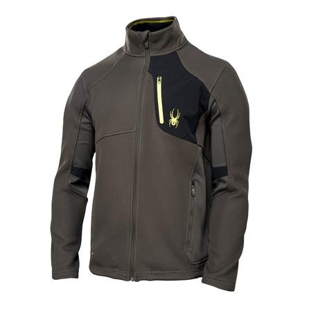 Spyder Linear Full-Zip Mid Weight Core Sweater (Men's) -