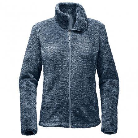 The North Face Osito 2 Fleece Jacket (Women's) - Blue Wing Teal/Dusty Blue Stripe