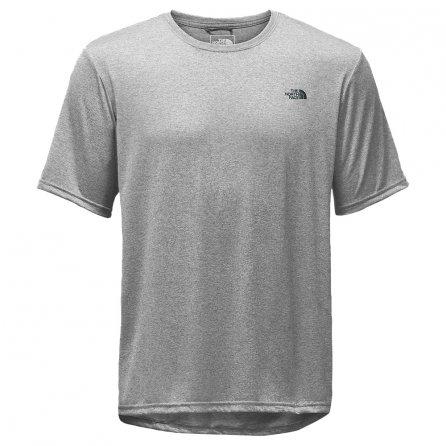 The North Face Reaxion Amp Crew Running Shirt (Men's) - TNF Light Gray Heather