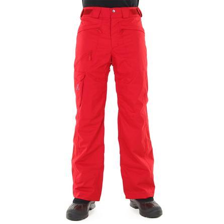Salomon Response Insulated Ski Pant (Men's) - Matador