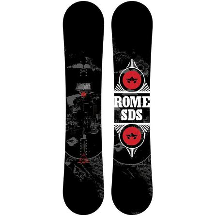 Rome Garage Rocker Mid Wide Snowboard (Men's) -