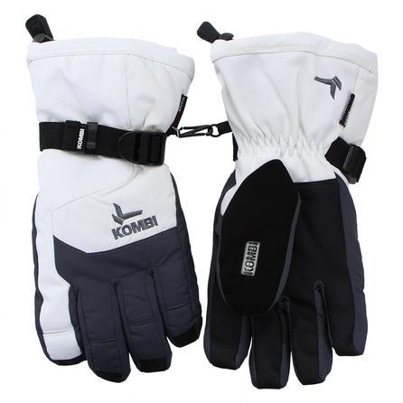 Kombi Storm Cuff II Glove (Women's) - White/Gunmetal