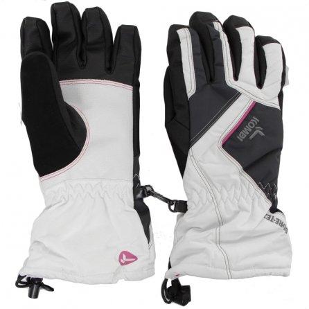 Kombi Rival GORE-TEX Glove (Kids') - White/Black
