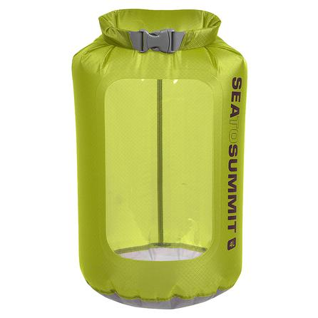 Sea to Summit 2L Ultra-Sil View Dry Sack - Lime