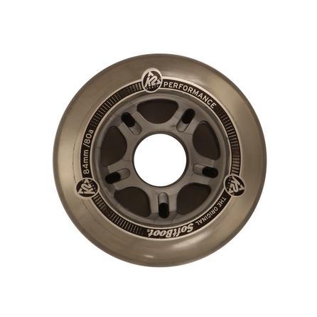 K2 84mm Inline Skate Wheel 4-Pack  -