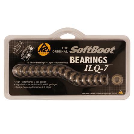 K2 ILQ 7 Inline Skate Bearings 16-Pack -
