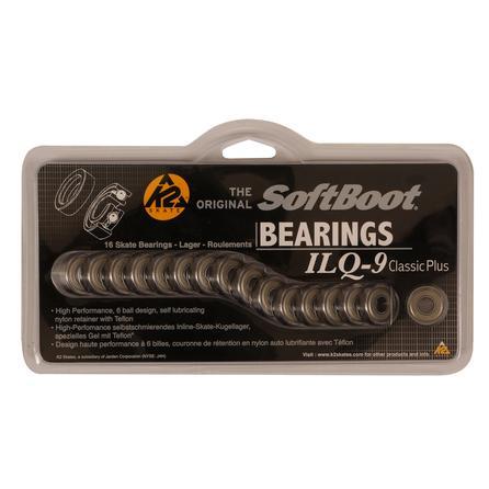 K2 ILQ 9 Classic Inline Skate Bearings 16-Pack -