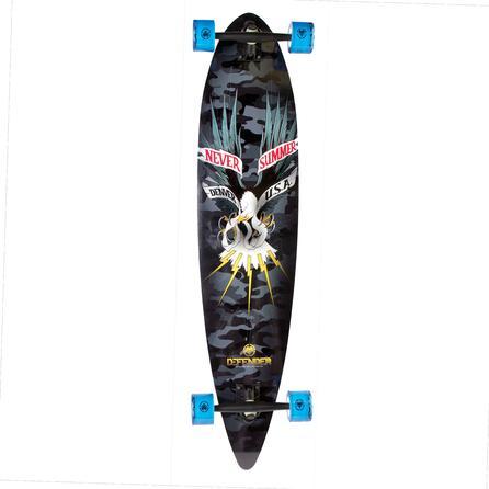 Never Summer Defender Longboard -