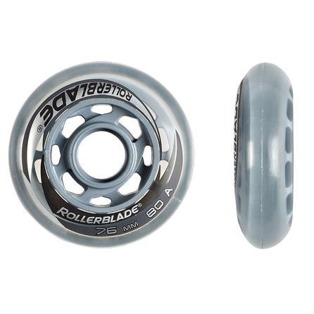 Rollerblade 76mm Inline Skate Wheel 8-Pack -