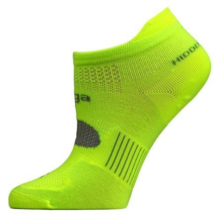 Balega Hidden Dry 2 Running Sock (Adults') - Neon Yellow