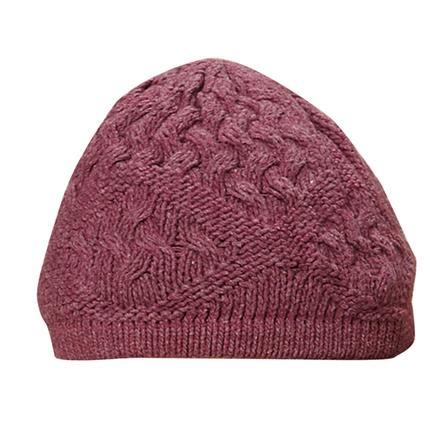 Royal Robbins Lily Knit Cap (Women's) - Dark Cranberry