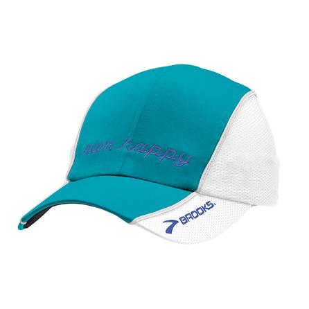 Brooks HVAC Run Happy Hat (Adults') -
