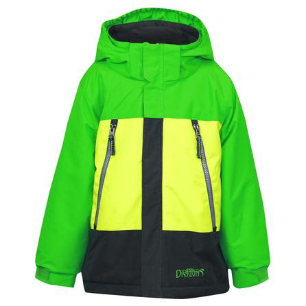 Snow Dragons Feisty Ski Jacket (Little Boys') - Green Mania