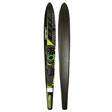 "O'Brien Pro Tour 68"" Slalom Waterski with X-9 Boots (Men's) -"