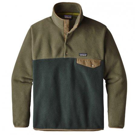 Patagonia Synchilla Snap-T Pullover Fleece (Men's) - Industrial Green