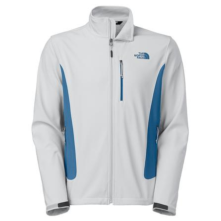 The North Face Shellrock Jacket (Men's) - High Rise Grey/Dish Blue
