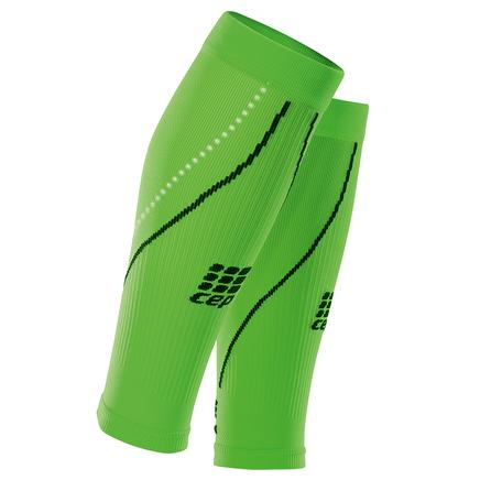 CEP Progressive+ Night Calf Sleeves 2.0 (Adults') - Flash Green