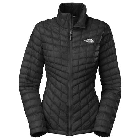 The North Face Thermoball Jacket (Women's) - TNF Black