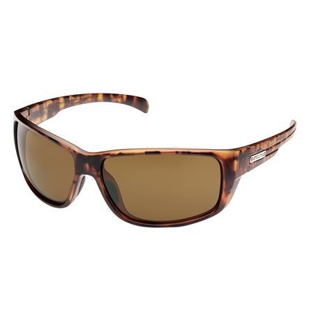 Suncloud Milestone Polarized Sunglasses - Matte Tortoise
