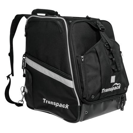 Transpack Boot Vault Pro Ski Boot Bag - Black/Silver