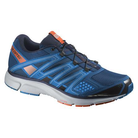 Salomon X Mission 2 Trail Running Shoe (Men's) - Gentiane/Union Blue/Tomato Red