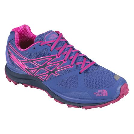 The North Face Ultra Cardiac Hiking Shoe (Women's) - Amparo Blue/Glo Pink