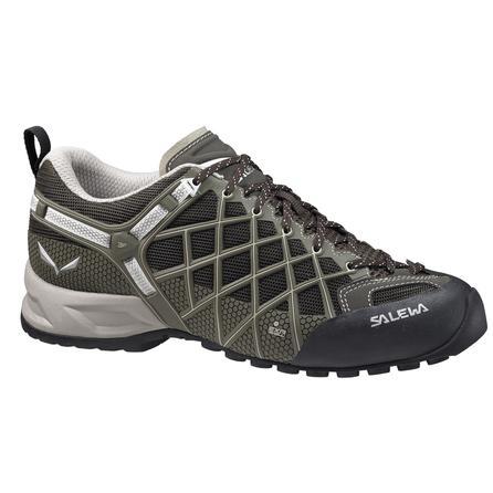 Salewa Wildfire Vent Trail Running Shoe (Men's) - Black Juta
