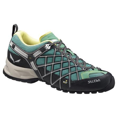 Salewa Wildfire Vent Trail Running Shoe (Women's) - Carbon/Assenzio