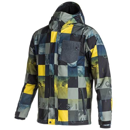 Quiksilver Mission 3 in 1 Snowboard Insulated Jacket (Men's) -