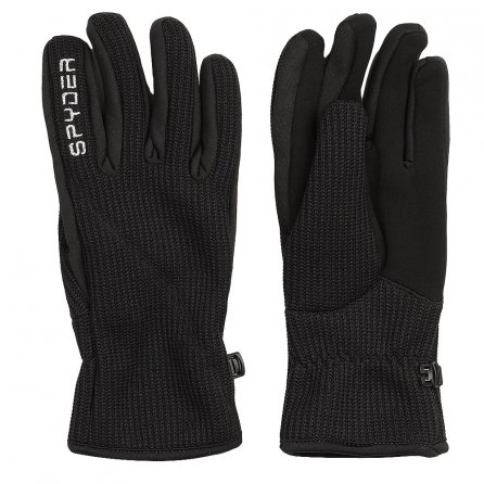 Spyder Stryke Conduct Glove (Women's) - Black