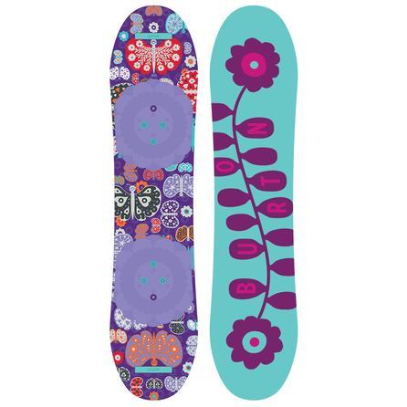 Burton Chicklet Snowboard (Little Kids') -