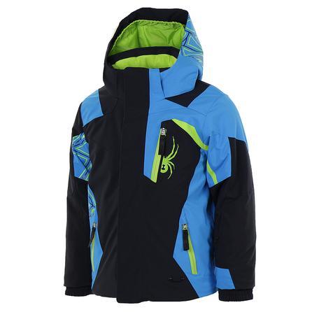 Spyder Mini Challenger Insulated Ski Jacket (Little Boys') -
