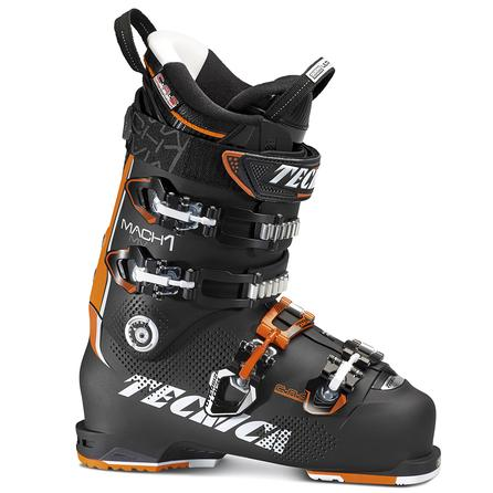 Tecnica Mach1 100 MV Ski Boot (Men's) - Black