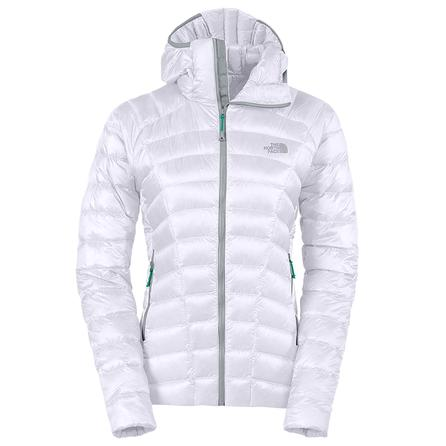 The North Face Quince Hooded Jacket (Women's) - High Rise Grey