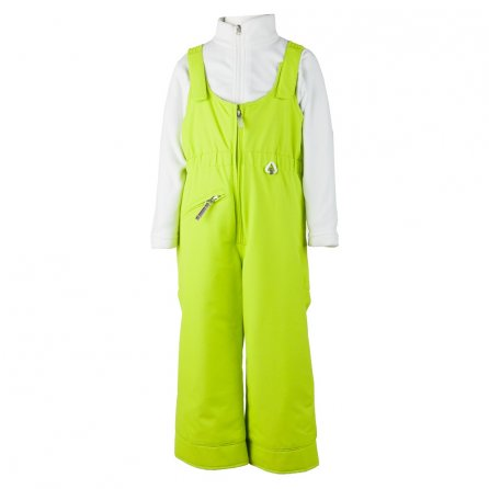 Obermeyer Snoverall Insulated Ski Pant (Little Girls') - Lime