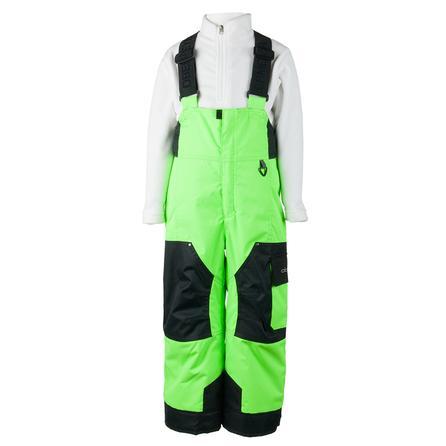 Obermeyer Volt Insulated Ski Pant (Little Boys') - Glowstick