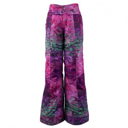 Obermeyer Elsie Insulated Ski Pant (Girls') - Digi Floral
