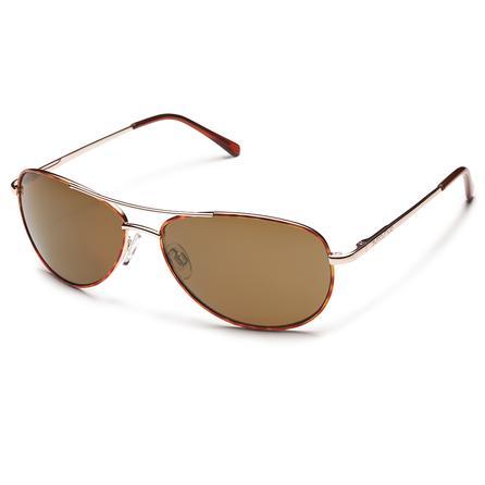 Suncloud Patrol Polarized Sunglasses (Adults') - Tortoise
