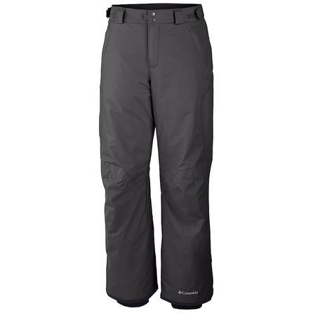 Columbia Bugaboo II Big Insulated Ski Pant (Men's) - Graphite