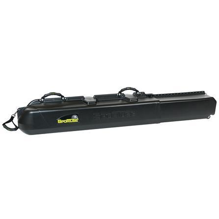 Sportube Series 3 Ski and Snowboard Case - Black