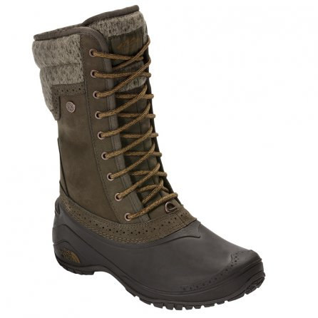 The North Face Shellista II Mid Insulated Boot (Women's) - Tarmac Green/Tapenade Green