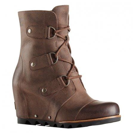 Sorel Joan of Arctic Wedge Mid Waterproof Boots (Women's) - Tobacco