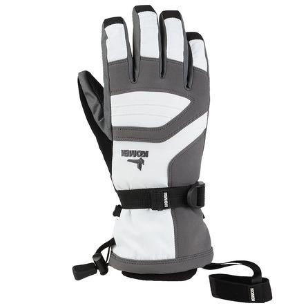 Kombi Storm Cuff III Glove (Women's) - White/Gunmetal